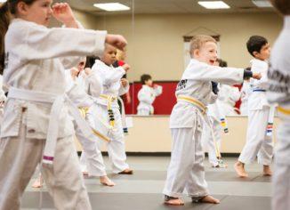 Choosing A Martial Art Schools in London