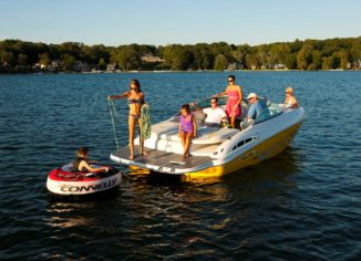Cruise With Stylish Electric Luxury Boats