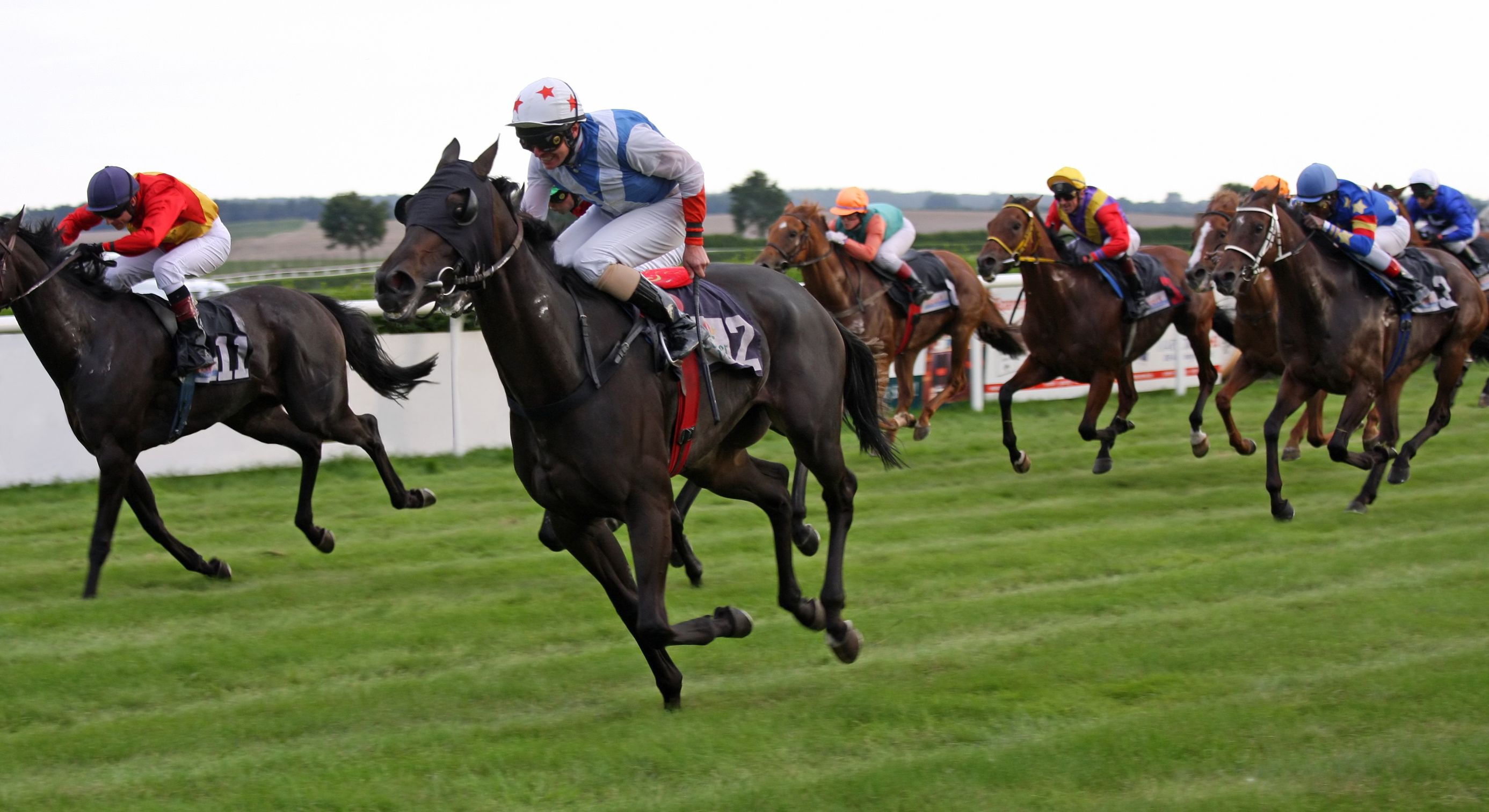 Horse Racing Jockey Facts And Form To Help You Pick More Winning Bets