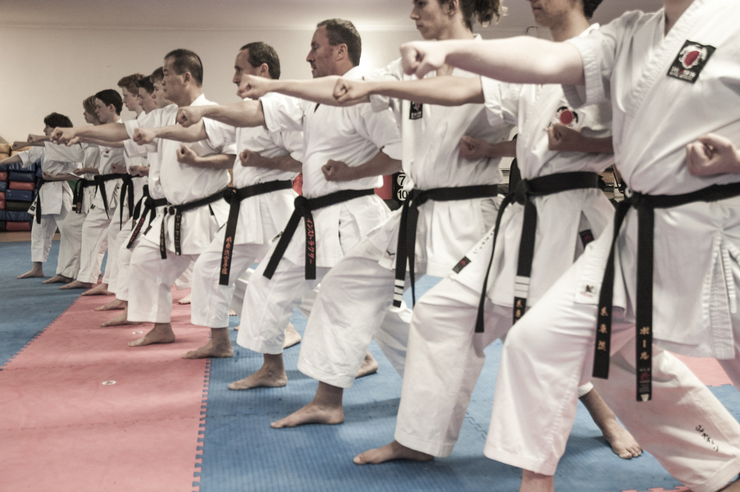 Martial Arts Training Tips And How To Run The Kumite Gauntlet