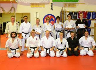Three Major Aspects of Martial Arts Benton