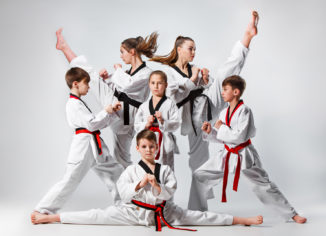 Value of Martial Arts Children Benton Physical Education